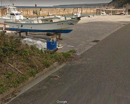 Googleストリートビューの撮影車を追いかけ激走!種子島のワンコ(柴犬)がかわいすぎる件1