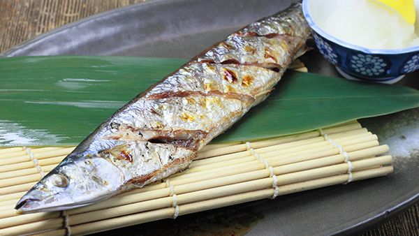 さんま-秋刀魚